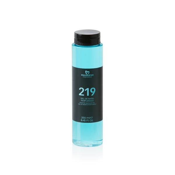 Gel de baño Black label 219