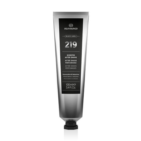Aftershave perfumado Black Label 219