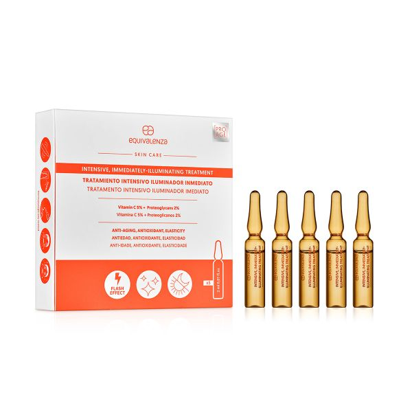 Pack of five 2 ml ampoules with Vitamin C and Proteoglycans