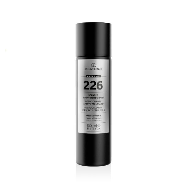 Black Label Deodorant 226
