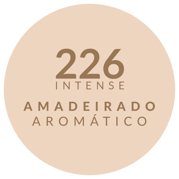 Perfume Amadeirado Aromático 226 Intense
