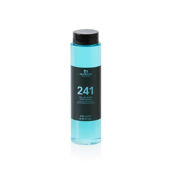 Gel de Baño Black label 241