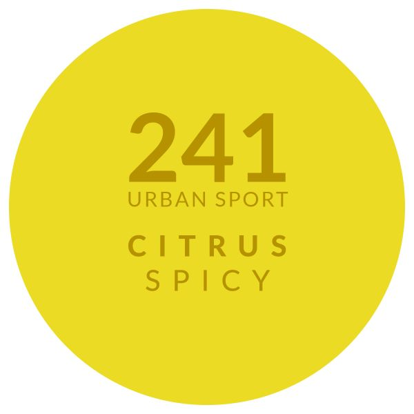 Perfume Citrus Spicy 241 Urban Sport
