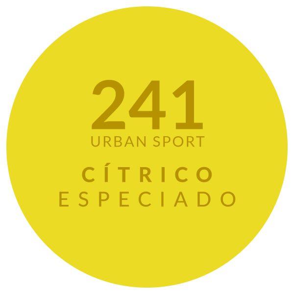241 Urban Sport - Perfume Cítrico Especiado