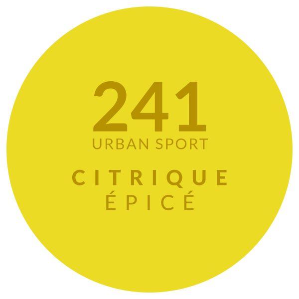 Citrique Épicé 241 Urban Sport