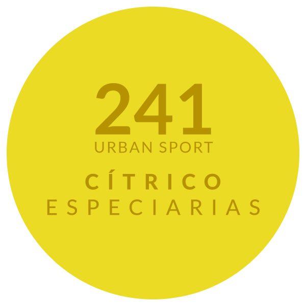 Perfume Cítrico Especiarias 241 Urban Sport