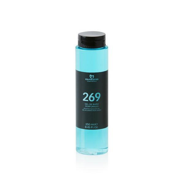 Gel de baño Black label 269