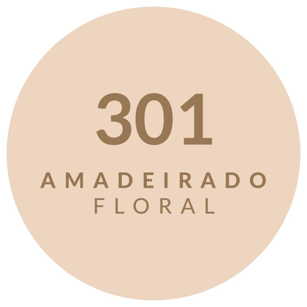 Perfume Amadeirado Floral 301
