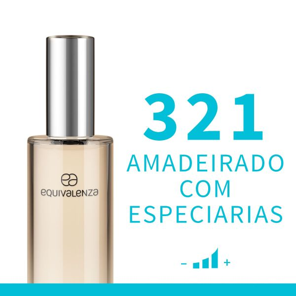 Amadeirado Especiarias 321