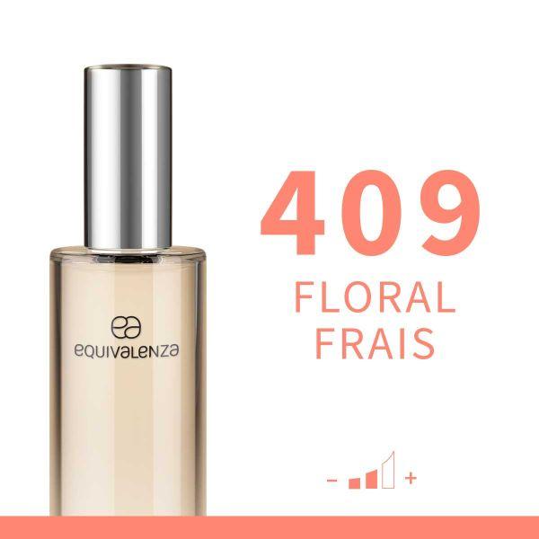EAU DE PARFUM FLORALE FRAIS 409 FLFE