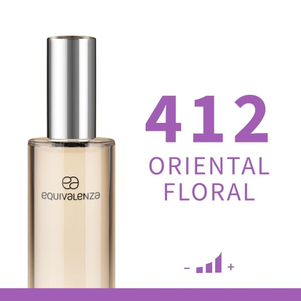 Oriental floral 412