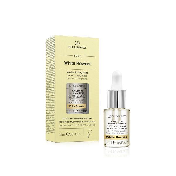 Óleo perfumado hidrossolúvel White Flowers (jasmim e ylang-ylang)
