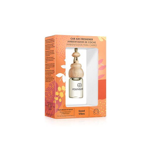 Good Vibes car air freshener (apricot and peach blossom)