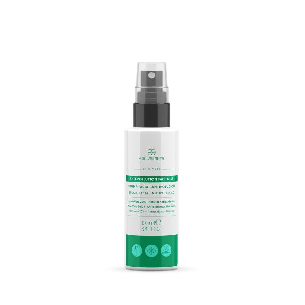 Anti-pollution face mist