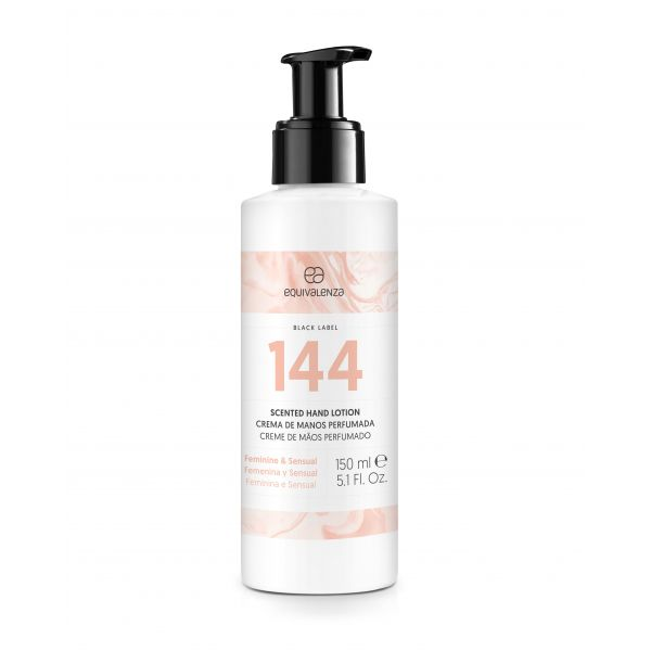 Beauty Essentials - Pack 144 perfume + gel de mãos & creme de mãos