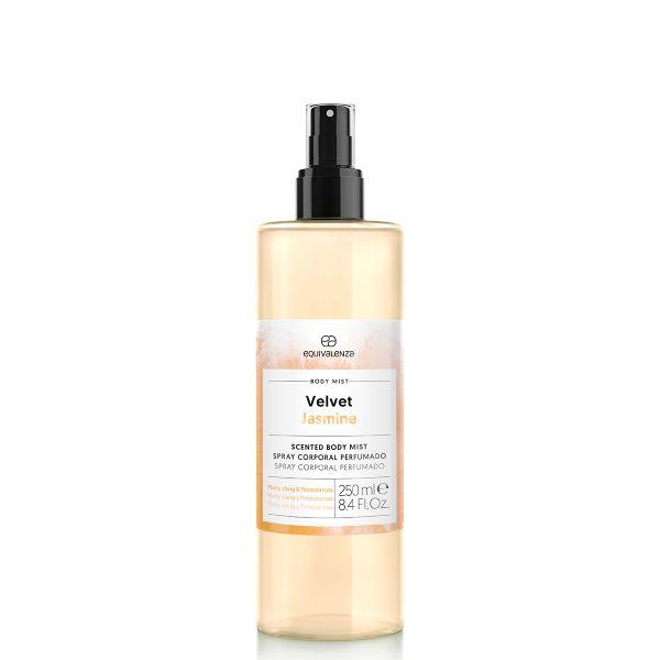 Body Mist Velvet Jasmine (Jasmine, Ylang-Ylang and Pink Pepper)