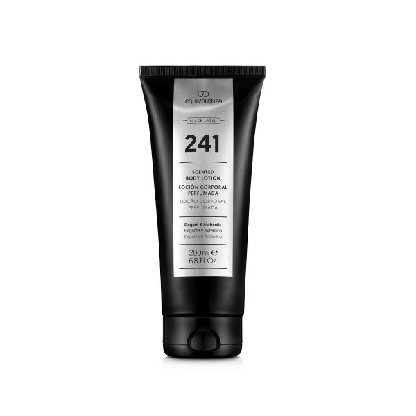 Lotion corps Black Label 241