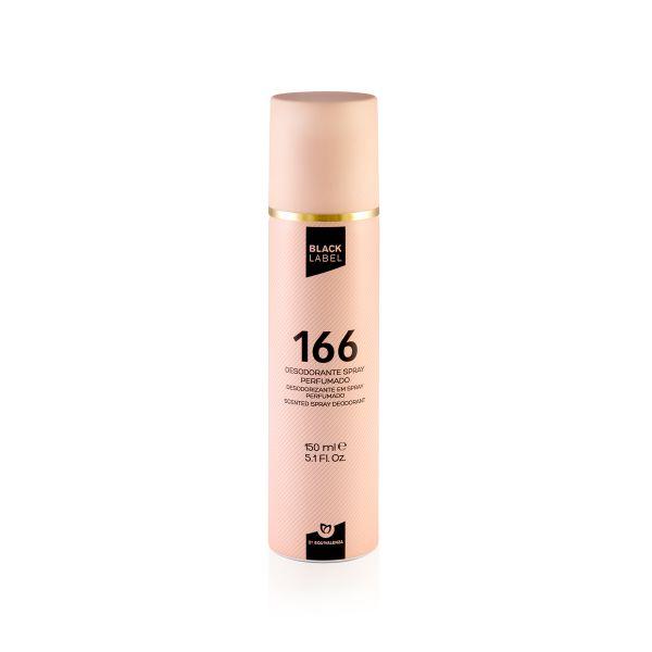 Desodorante Black label 166