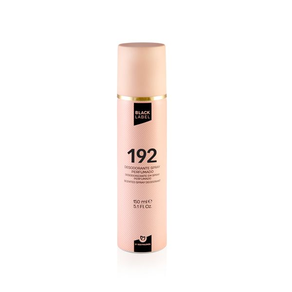 Black Label Deodorant 192