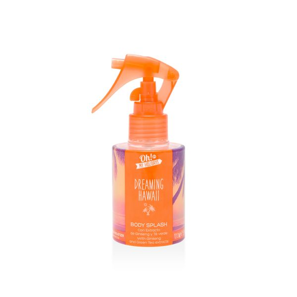 Oh! My Holidays - Hawaii Dreaming Body Splash