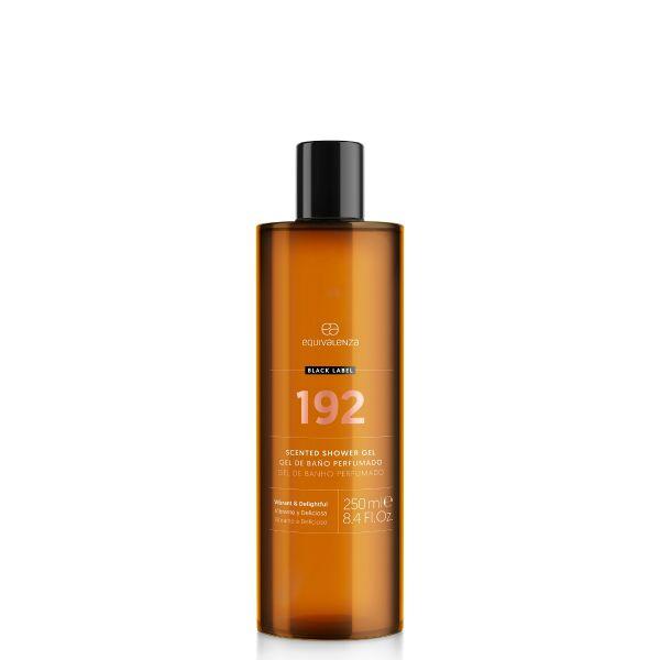Black label shower gel 192