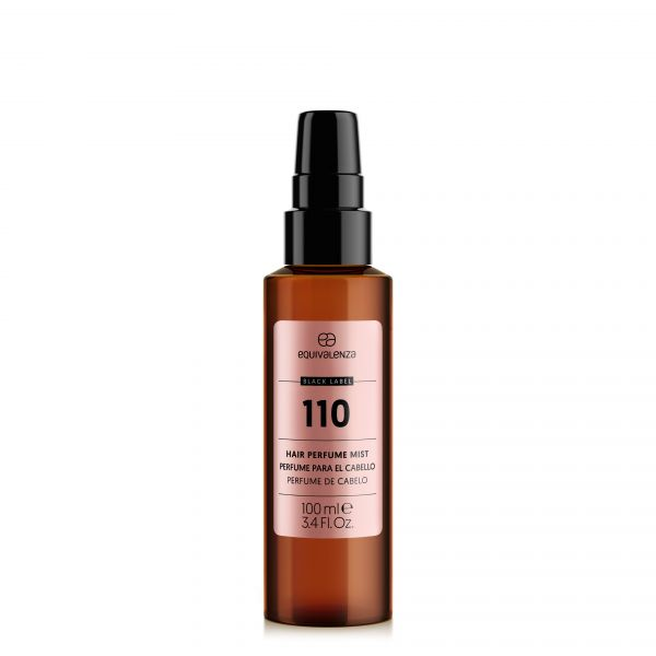 Perfume para o cabelo Black Label 086