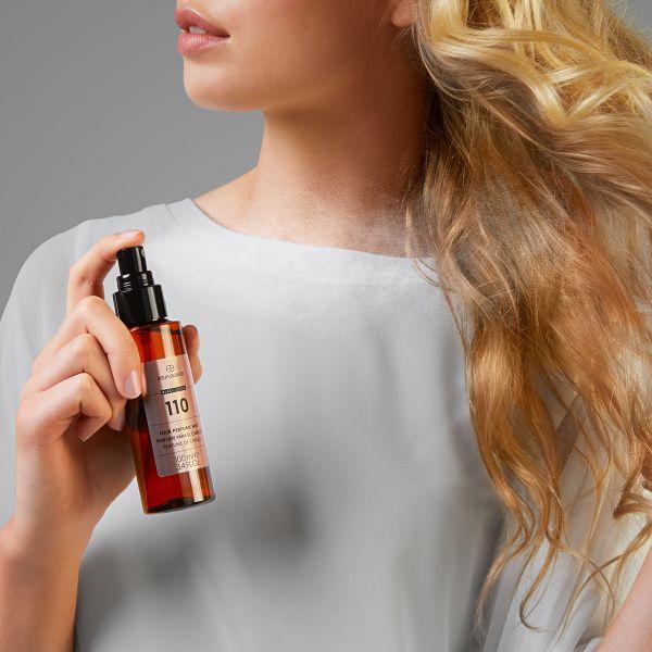 Perfume para el cabello 110