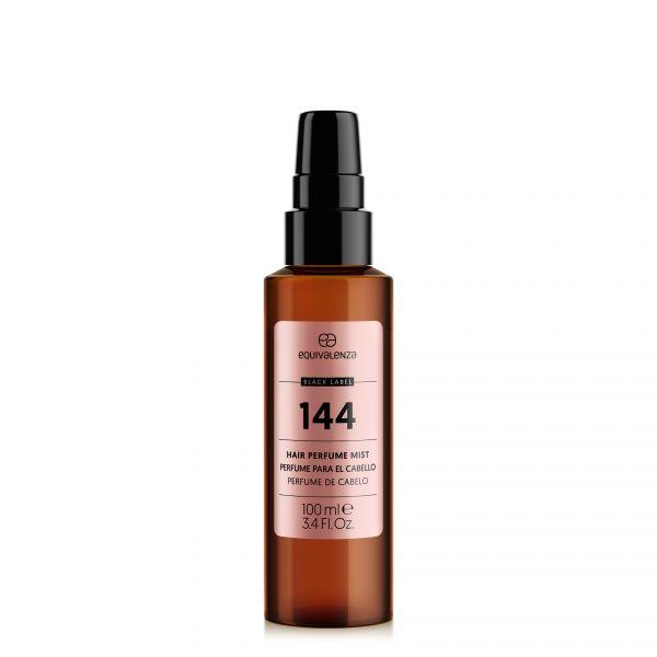 Perfume para el cabello Black Label 144