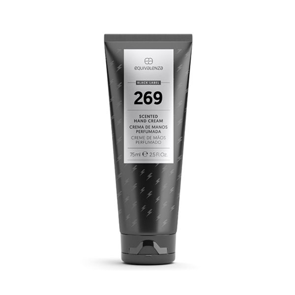 Crema de manos perfumada Black Label 269