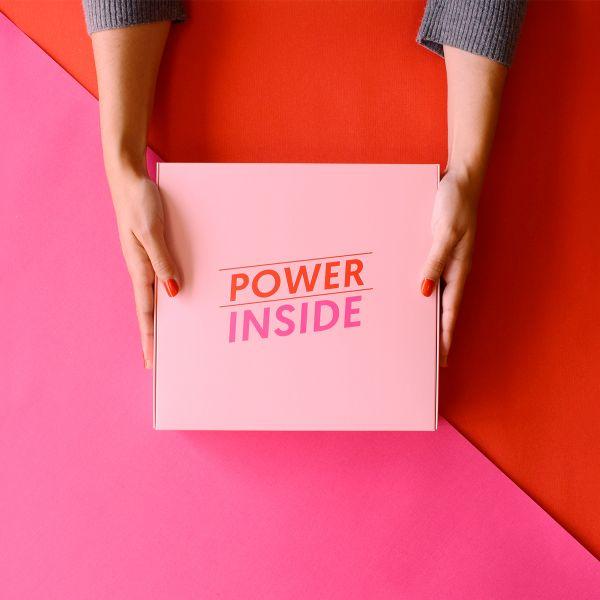 Kit con superpoderes edición limitada
