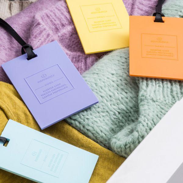 Cartão perfumado  Relaxing Lavender