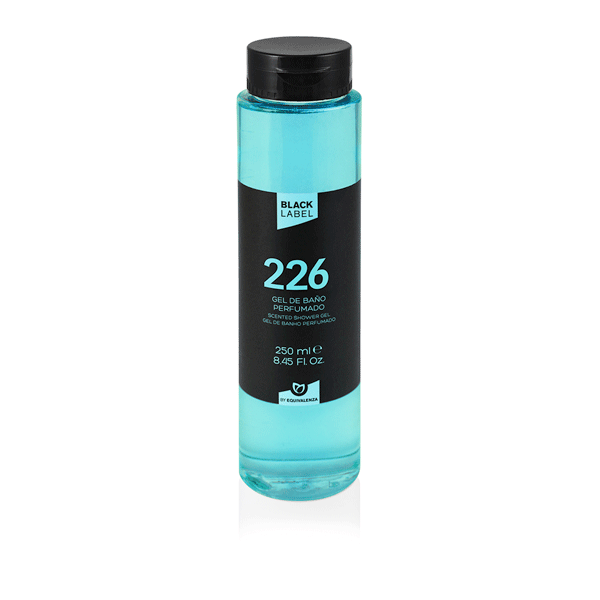 Black Label Shower Gel 226