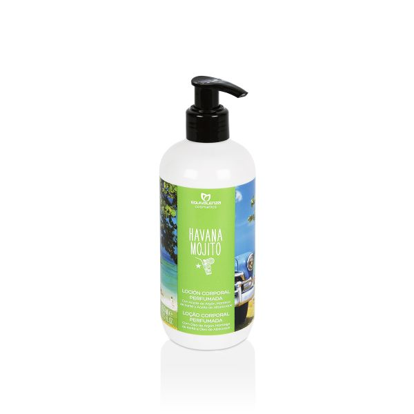 Oh! My Holidays - Havana Mojito scented body lotion