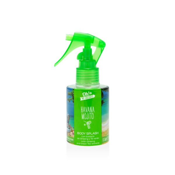 Oh! My Holidays - Havana Mojito Body Splash