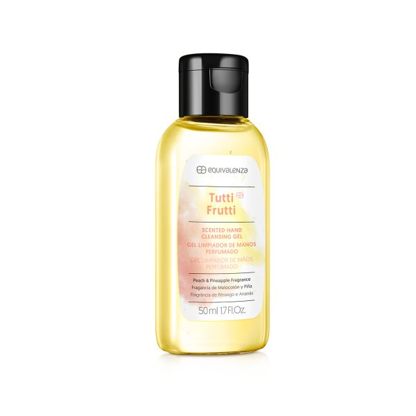 Scented hand cleansing gel - Tutti fruti