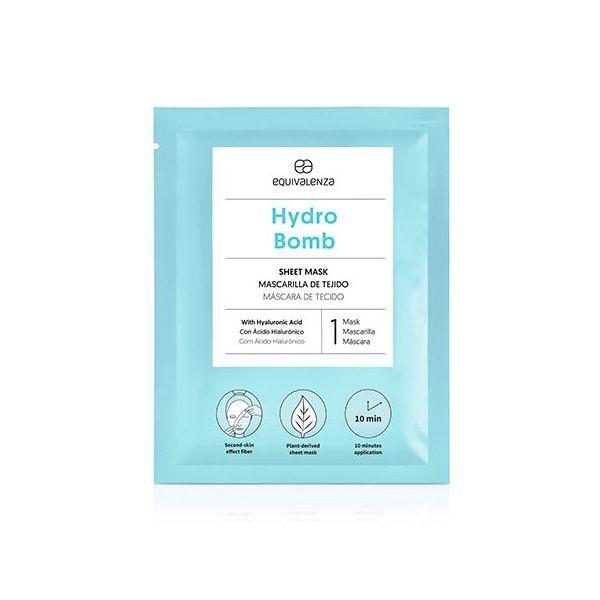 Mascarilla de tejido Hydro Bomb