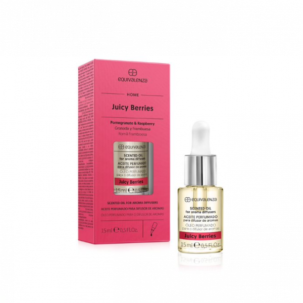 Olio profumato Juicy Berries ( melograno e lampone)