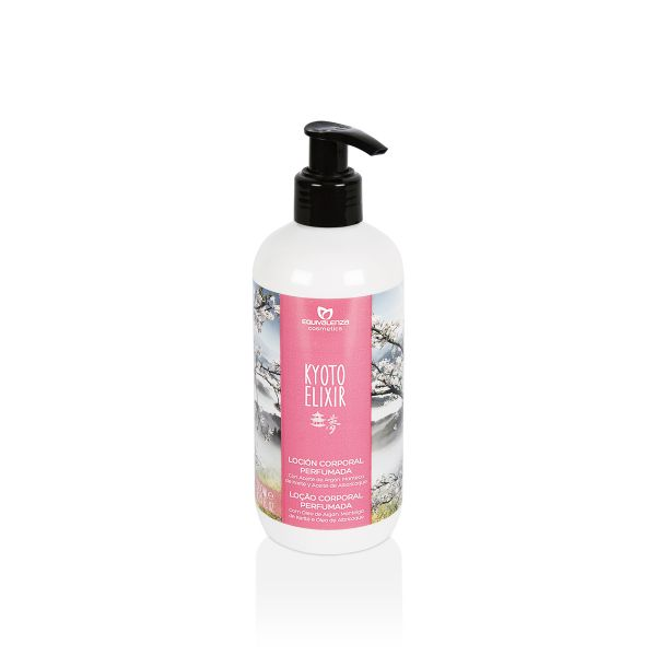Oh! My Holidays - Kyoto Elixir scented body lotion