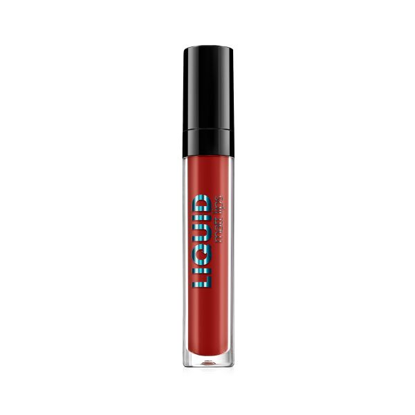 Labial líquido mate Passion Red