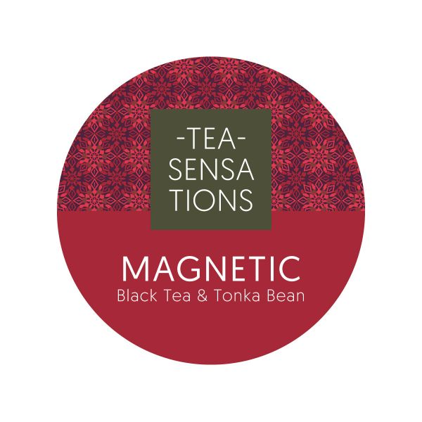 MAGNETIC  Black Tea & Tonka Bean