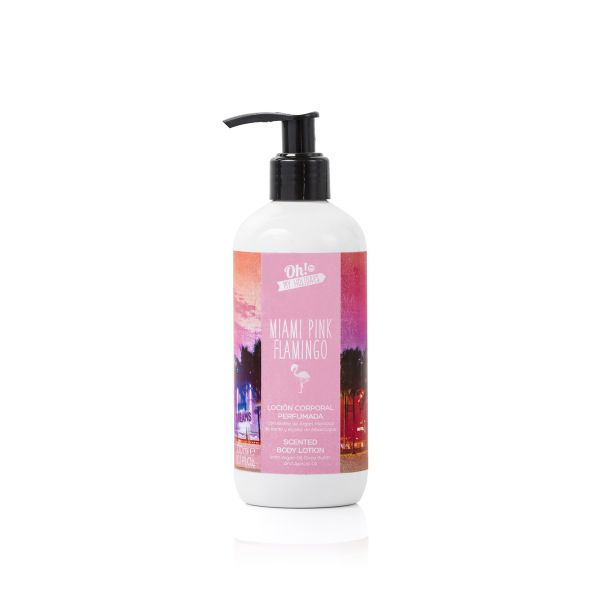 Oh! My Holidays - Miami Pink Flamingo scented body lotion