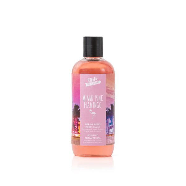 Oh! My Holidays - Miami Pink Flamingo shower gel