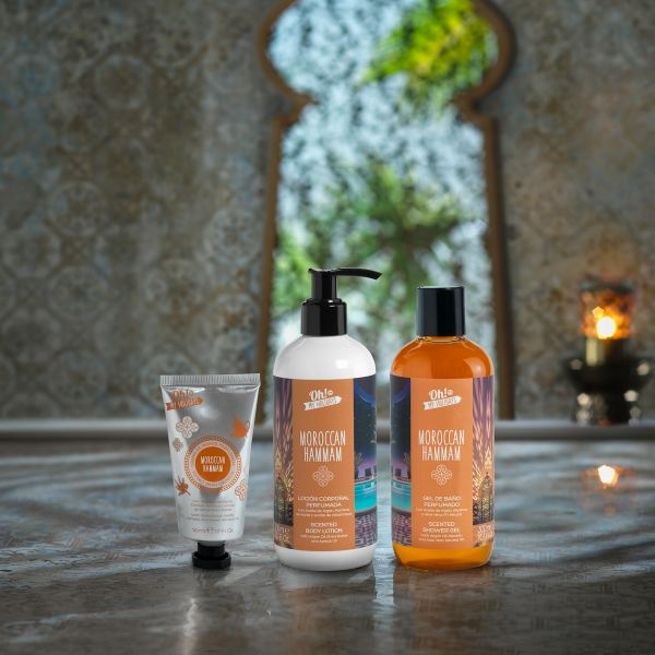 Oh! My Holidays Moroccan Hammam Perfumed Body Lotion