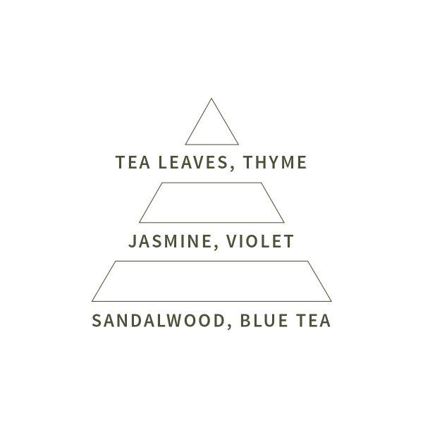 MYSTICAL Blue Tea & Thyme