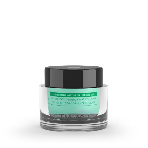 Perfecting anti-pollution gel