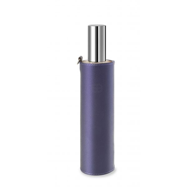 Violet decorative sleeve for 100ml. bottle