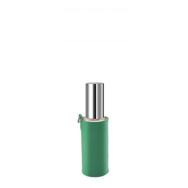 Green decorative sleeve for 30ml. bottle