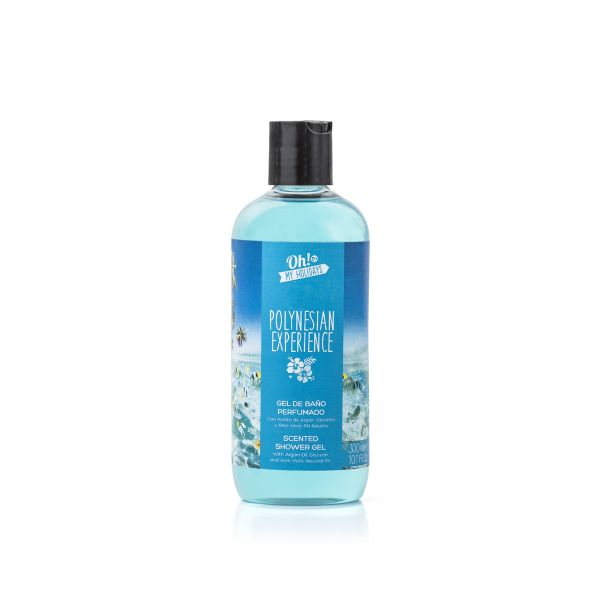 Oh! My Holidays - Polynesian Experience shower gel