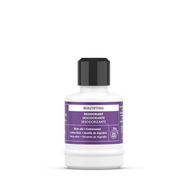 Beautifying deodorant refill