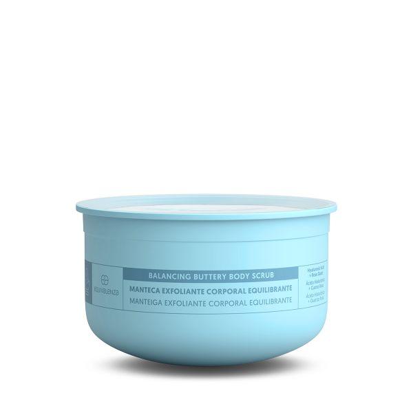 Balancing buttery body scrub refill